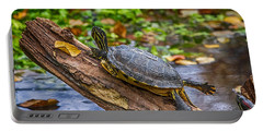 Turtle Yoga Portable Battery Charger