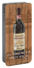 Tuscan Chianti 1 Portable Battery Charger