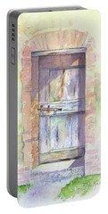 Tuscan Doorway Portable Battery Charger