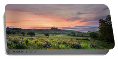 Tuscan Dream I Portable Battery Charger by Yuri Santin