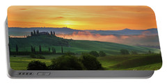 Tuscan Dream II Portable Battery Charger by Yuri Santin