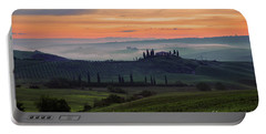 Tuscan Dream Portable Battery Charger by Yuri Santin