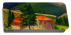 Tuscan Hills Portable Battery Charger