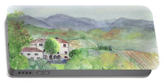 Tuscan Vineyards Portable Battery Charger