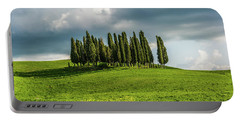 Tuscan Wonderland - Val D Orcia Portable Battery Charger