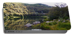 Tuscany And Water Portable Battery Charger