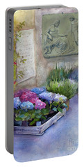 Tuscany Florist Portable Battery Charger