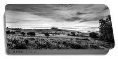 Tuscany In Bw Portable Battery Charger