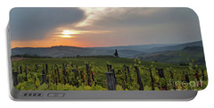 Tuscany Sunset Portable Battery Charger