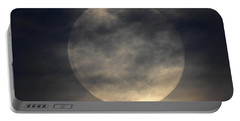 Twas The Night Before A Full Moon Portable Battery Charger