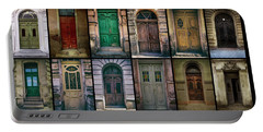 Portable Battery Charger featuring the photograph Twelve Gates Of My Hometown by Jaroslaw Blaminsky