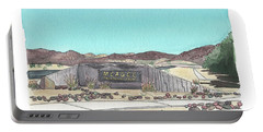 Twentynine Palms Welcome Portable Battery Charger