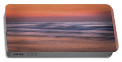 Twilight Abstract Portable Battery Charger