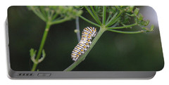 Twilight Caterpillar Portable Battery Charger