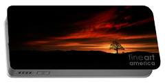 Twilight Glow Portable Battery Charger
