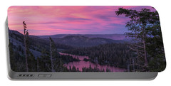Twilight Mammoth Lakes  Portable Battery Charger