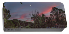Twilight Moonrise Portable Battery Charger