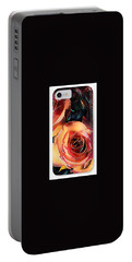 Twilight N Rose Iphone 6s Plus Case Portable Battery Charger