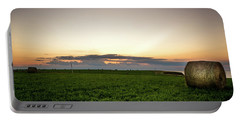 Twilight Prince Edward Island Fields Portable Battery Charger