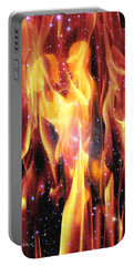Twin Flames Portable Battery Charger