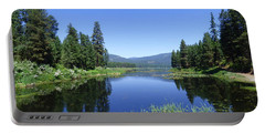 Twin Lakes Reflection Portable Battery Charger