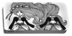 Twins Alice Portable Battery Charger