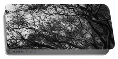 Twirling Branches Portable Battery Charger