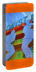Twist Portable Battery Charger