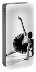 Twisting On Pointe Portable Battery Charger