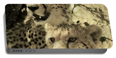 Two Cheetahs Portable Battery Charger