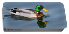 Two Headed Duck Portable Battery Charger