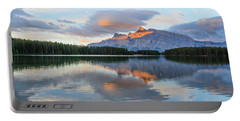Two Jack Lake, Banff National Park Portable Battery Charger