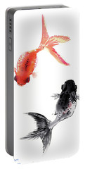 Two Koi Portable Battery Charger