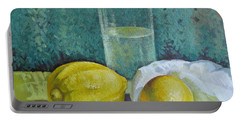 Two Lemons Portable Battery Charger