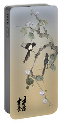 Two Magpies                       Portable Battery Charger