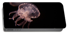 Two Moon Jellies Portable Battery Charger
