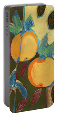 Two Oranges Portable Battery Charger