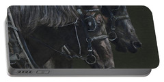 Two Percherons Portable Battery Charger