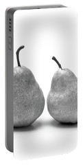 Two Plump Pears Portable Battery Charger