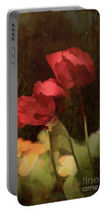 Two Poppies Portable Battery Charger