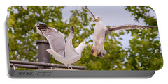 Two Seabird Fighting Portable Battery Charger