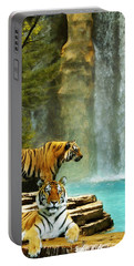 Two Tigers Portable Battery Charger