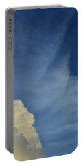 Two Tone Clouds 9384 Portable Battery Charger