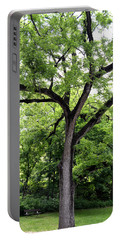 Two Tone Tree Portable Battery Charger