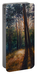 Two Trees Portable Battery Charger by Rick Nederlof
