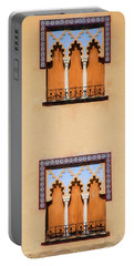 Two Windows Of Cordoba Portable Battery Charger