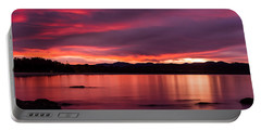 Twofold Bay Sunset Portable Battery Charger