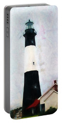 Tybee Lighthouse - Coastal Portable Battery Charger