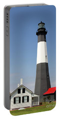 Tybee Lighthouse Georgia Portable Battery Charger
