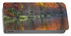 Tyler Lake Portable Battery Charger by Tim Fitzharris